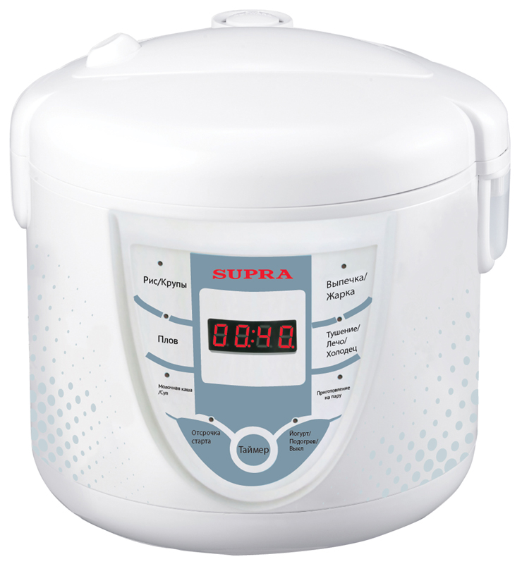 Мультиварка Supra MCS-4121 White