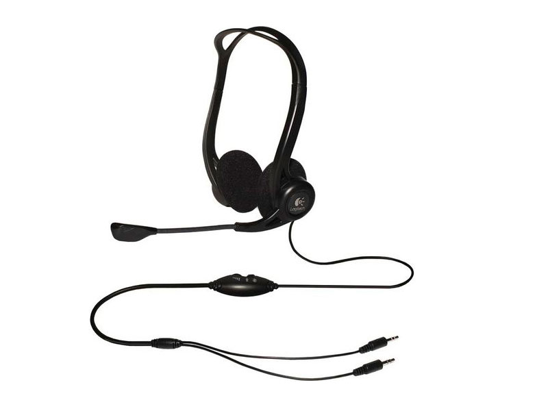 Гарнитура Logitech PC Headset 860