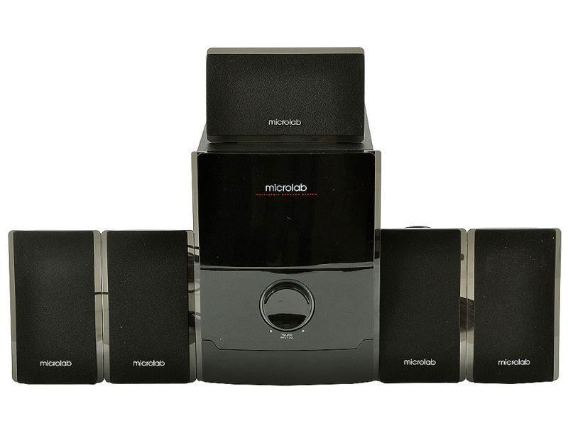 Акустическая система Microlab M-500 5.1