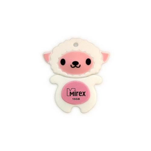 USB Flash Mirex SHEEP PINK 16GB (13600-KIDSHP16)