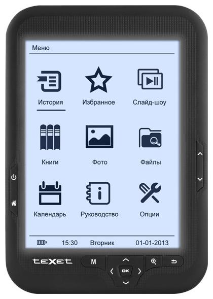 Электронная книга teXet TB-416FL - Электронные книги - Цена: 100.01 р.