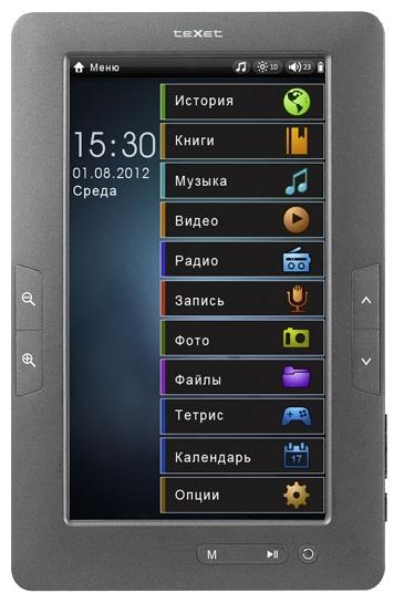 Электронная книга teXet TB-721HD - Электронные книги - Цена: 63.38 р.