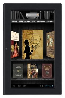Электронная книга teXet TB-771A - Электронные книги - Цена: 99.94 р.