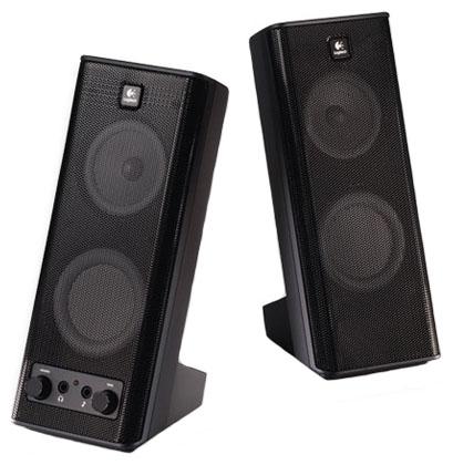 Logitech X-140 - Мультимедиа акустика - Цена: 37.05 р.