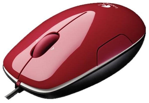 Logitech LS1 Pink - Мыши - Цена: 19.36 р.