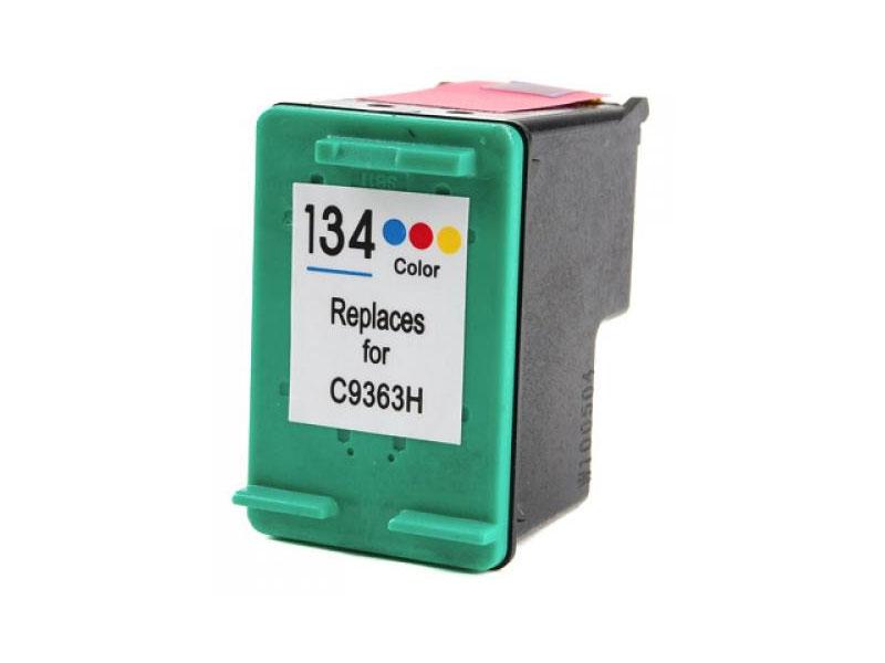 Совместимый картридж HP 134 Color (C9363HE)