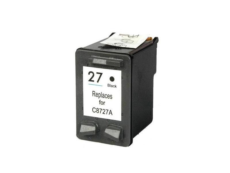 Совместимый картридж HP 27 Black (C8727AE)