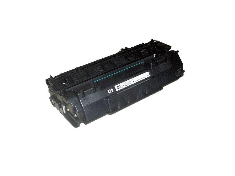 Совместимый картридж HP 49A Black (Q5949A)