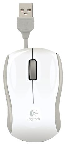 Logitech M125 White - Мыши - Цена: 14.5 р.