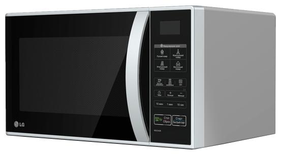Микроволновая печь LG MS2342BS - Микроволновые печи - Цена: 262.48 р.