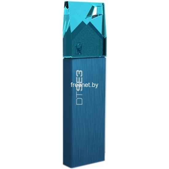 USB Flash Kingston DataTraveler SE3 16GB Blue (DTSE3B/16GB) купить в Минске с доставкой — FREENET.BY