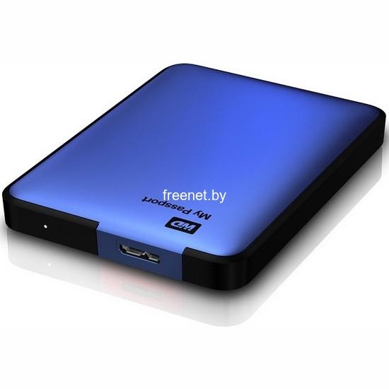 Внешние жесткие диски WD My Passport 500GB Blue (WDBZZZ5000ABL) купить в Минске по цене: 60.45 р.