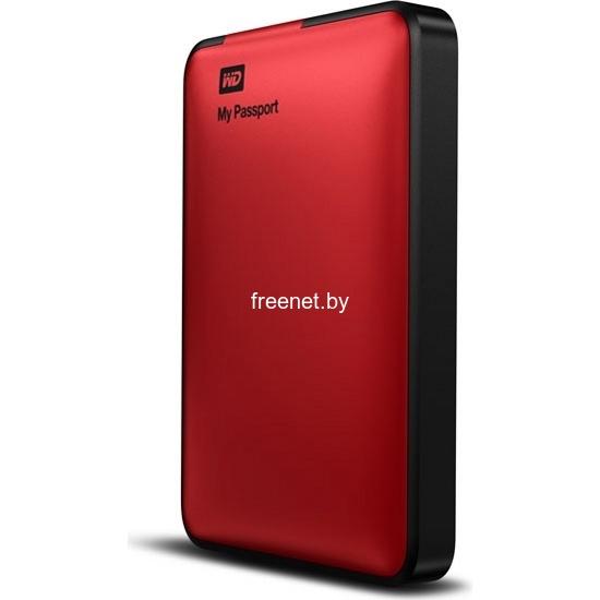 WD My Passport 1TB Red (WDBEMM0010BRD) купить в Минске с доставкой — FREENET.BY
