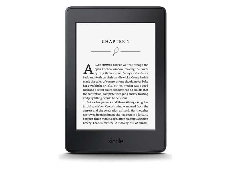 Электронная книга Amazon Kindle Paperwhite 2015