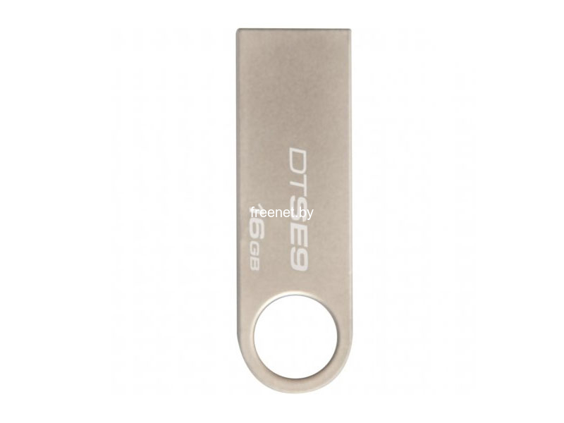 USB Flash Kingston DataTraveler SE9 16GB (DTSE9H/16GB) купить в Минске по цене: 20.13 р.