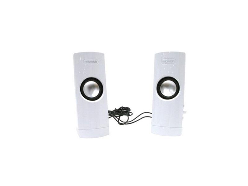 Мультимедиа акустика Microlab B-18 White купить в Минске по цене: 23.58 р.