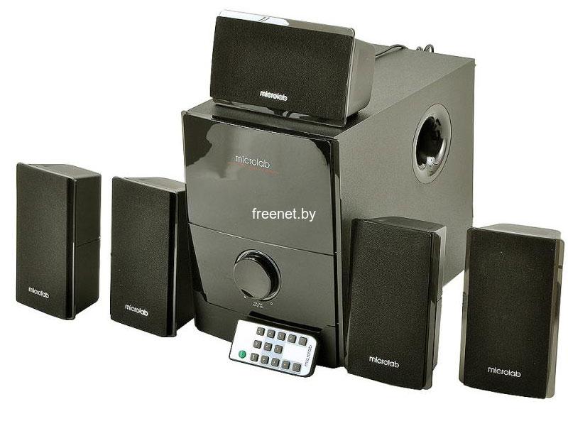 Акустическая система Microlab M-500 5.1 купить в Минске с доставкой — FREENET.BY
