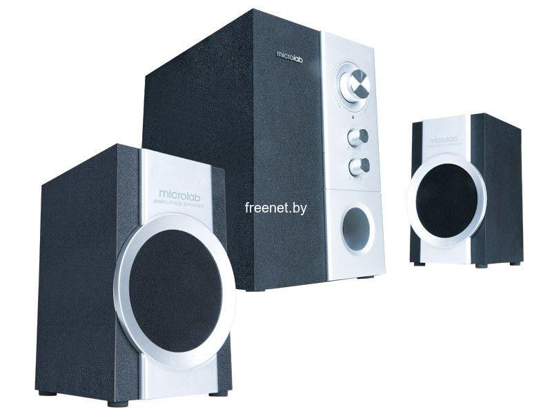 Фото Акустическая система Microlab M-520 купить в интернет магазине — FREENET.BY