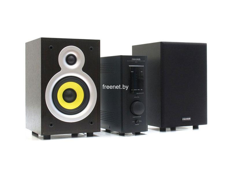 Мультимедиа акустика Акустическая система Microlab Pro 2 Dark Wood купить в Минске по цене: 219.65 р.
