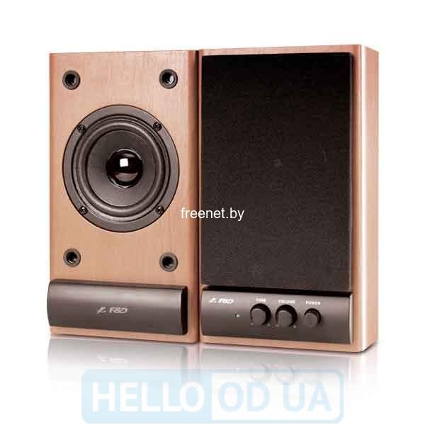 Мультимедиа акустика F&D R215 Wooden купить в Минске по цене: 23.4 р.
