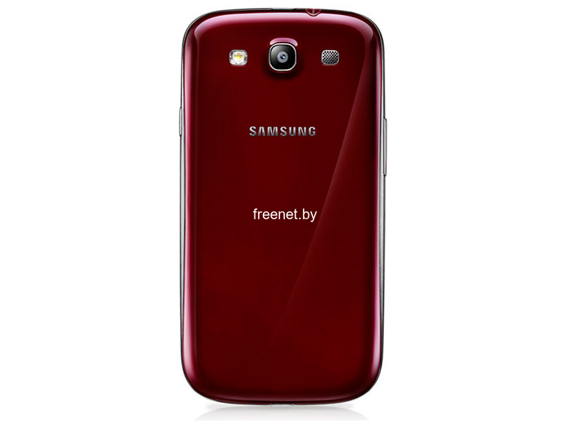 Смартфон Samsung GALAXY S III GT-I9300 16GB Garnet Red