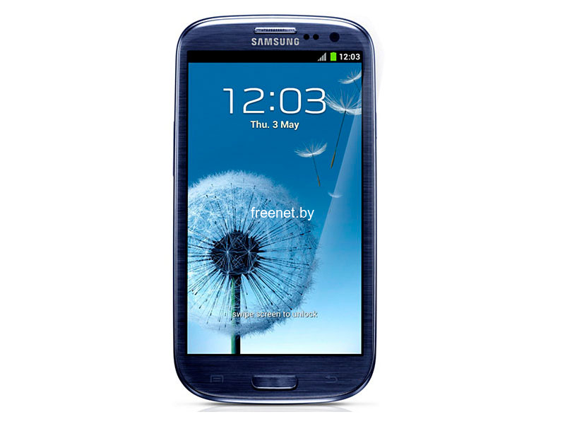 Смартфон Samsung GALAXY S III GT-I9300 16GB Pebble Blue
