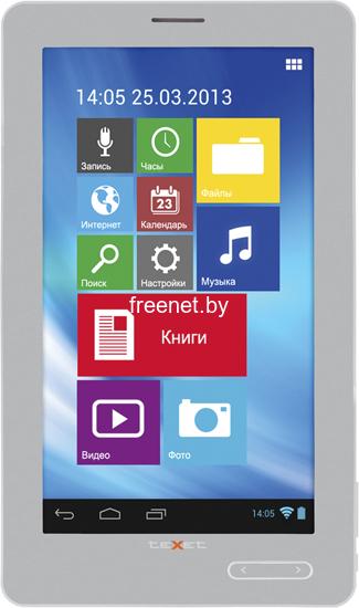 Электронная книга teXet TB-772A Grey купить в Минске с доставкой — FREENET.BY