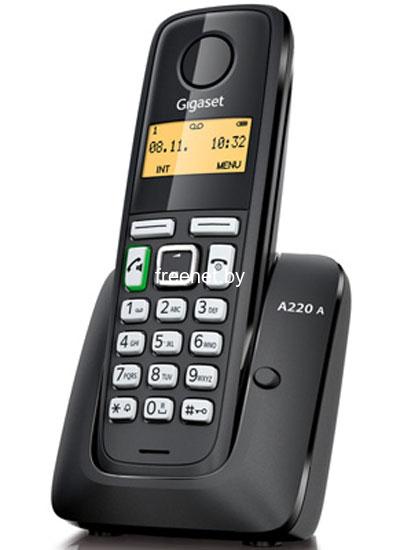 Радиотелефон Gigaset A220A Black