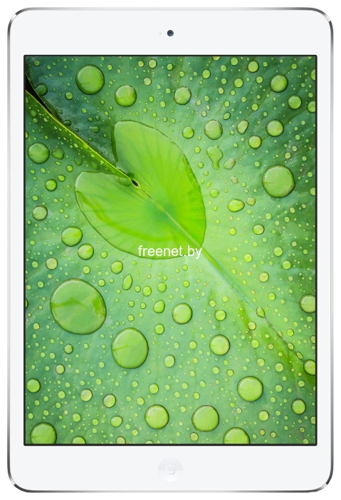 Apple iPad mini 64GB 4G White купить с доставкой — FREENET.BY