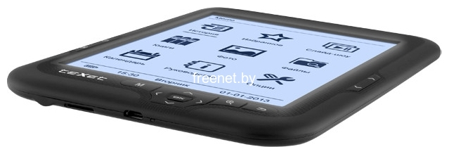 Электронная книга teXet TB-416FL купить в Минске с доставкой — FREENET.BY