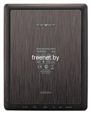 Электронная книга teXet TB-890HD купить с доставкой — FREENET.BY