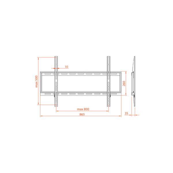 Кронштейн ElectricLight КБ-01-48 - Кронштейны - Цена: 40.61 р.