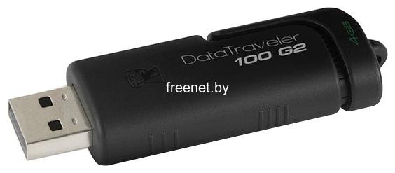 USB Flash Kingston DataTraveler 100 G2 16GB (DT100G2/16GB) - USB Flash - Цена: 17.55 р.