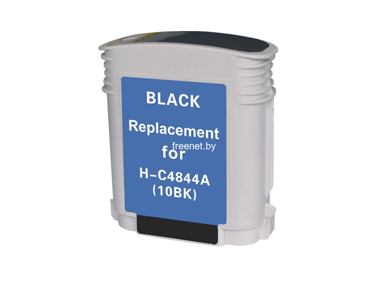 Совместимый картридж HP 10 Black (C4844A)