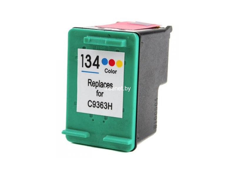 Картриджи для принтеров и МФУ HP 134 Color (C9363HE) купить в Минске по цене: 27.69 р.