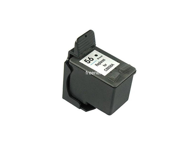 Картриджи для принтеров и МФУ HP 56 Black (C6656A) купить в Минске по цене: 27.17 р.