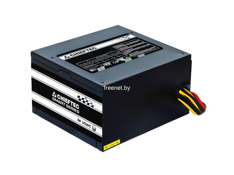 Блоки питания Chieftec Smart GPS-600A8 купить в Минске по цене: 96.88 р.