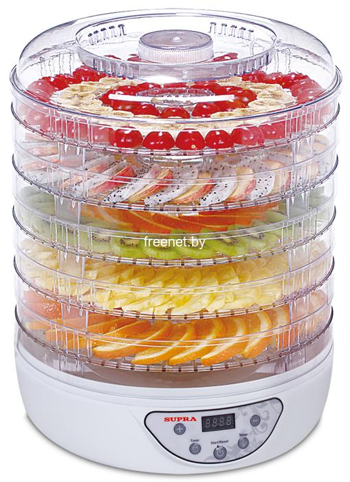 Фото Сушилка для овощей и фруктов Supra DFS-311 купить в интернет магазине — FREENET.BY