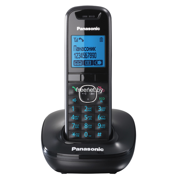 Фото Радиотелефон Panasonic KX-TG5511RUR купить в интернет магазине — FREENET.BY