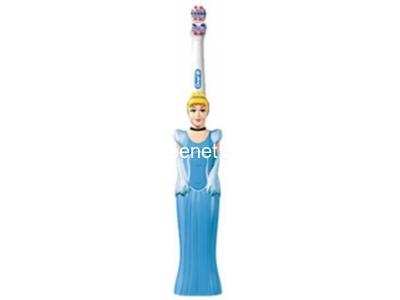 Фото Электрическая зубная щетка Braun Oral-B Stages Power (DB 2010) Золушка купить в интернет магазине — FREENET.BY