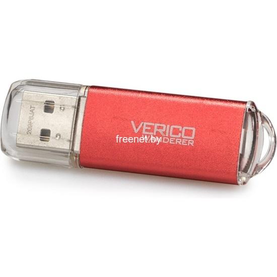 Фото Verico Wanderer 8GB Red (VP08-08GRV1E) купить в интернет магазине — FREENET.BY