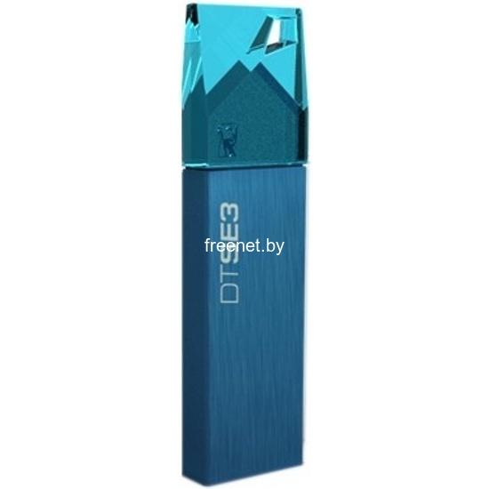 Фото USB Flash Kingston DataTraveler SE3 32GB Blue (DTSE3B/32GB) купить в интернет магазине — FREENET.BY