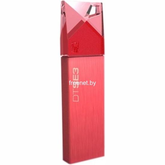 Фото USB Flash Kingston DataTraveler SE3 32GB Red (DTSE3R/32GB) купить в интернет магазине — FREENET.BY