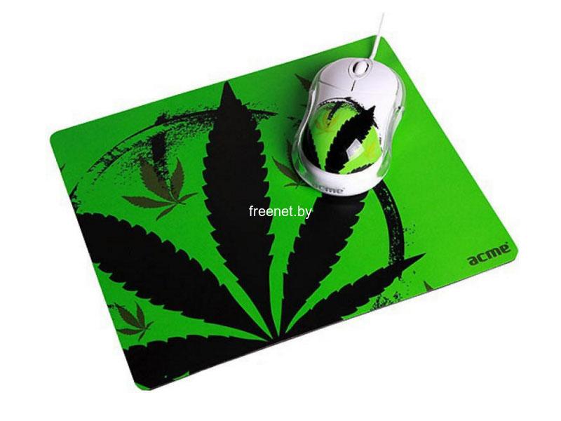 Комплект мышь acme Mini Mouse + коврик Mouse pad (herb) MN-06 купить в Минске с доставкой — FREENET.BY