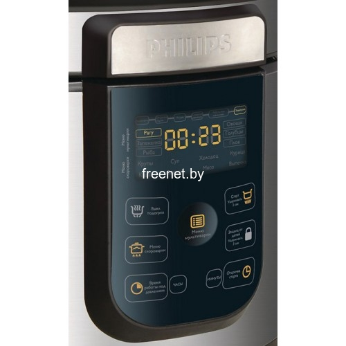 Фото Мультиварка Philips HD2173/03 купить в интернет магазине — FREENET.BY