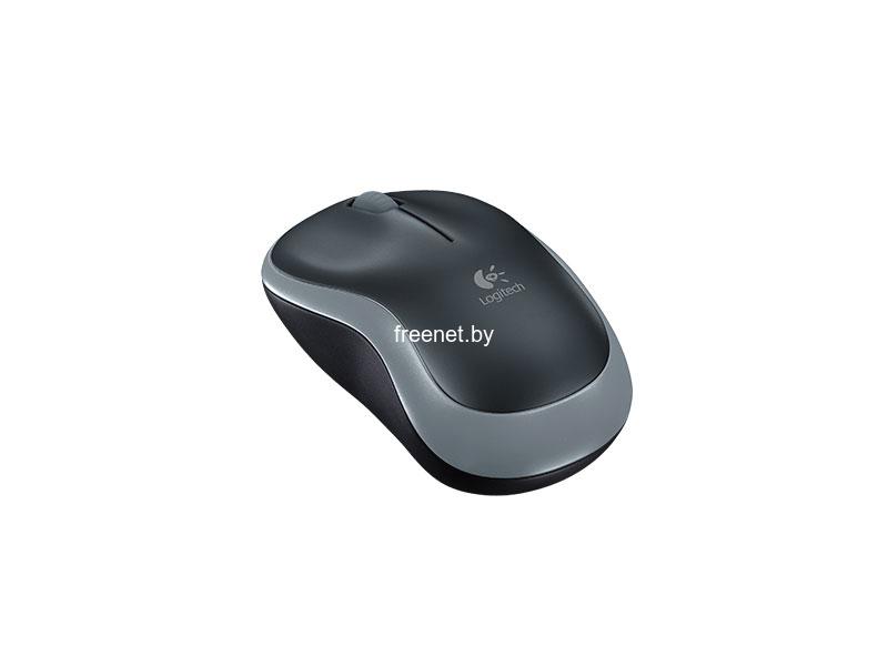 Мыши Logitech Wireless M185 Grey купить в Минске по цене: 31.05 р.