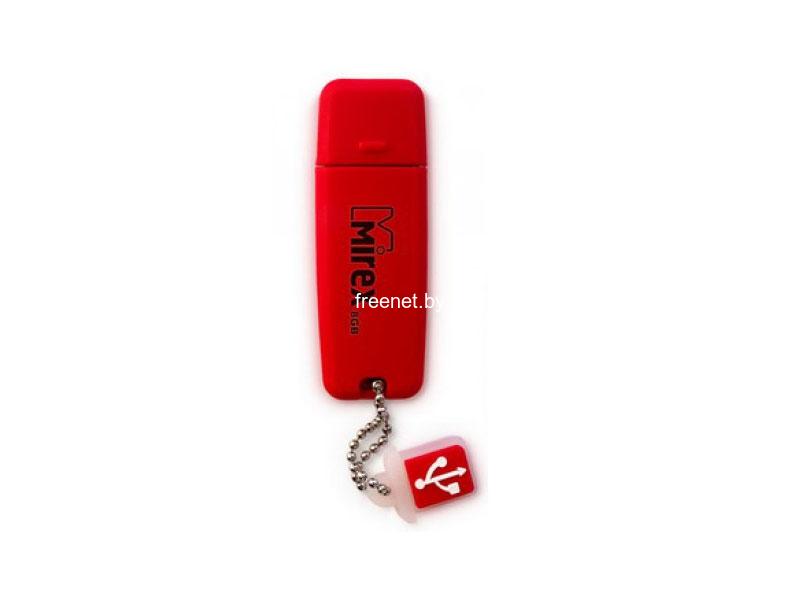 USB Flash Mirex CHROMATIC 8GB RED (13600-FMUCRR08) купить в Минске с доставкой — FREENET.BY