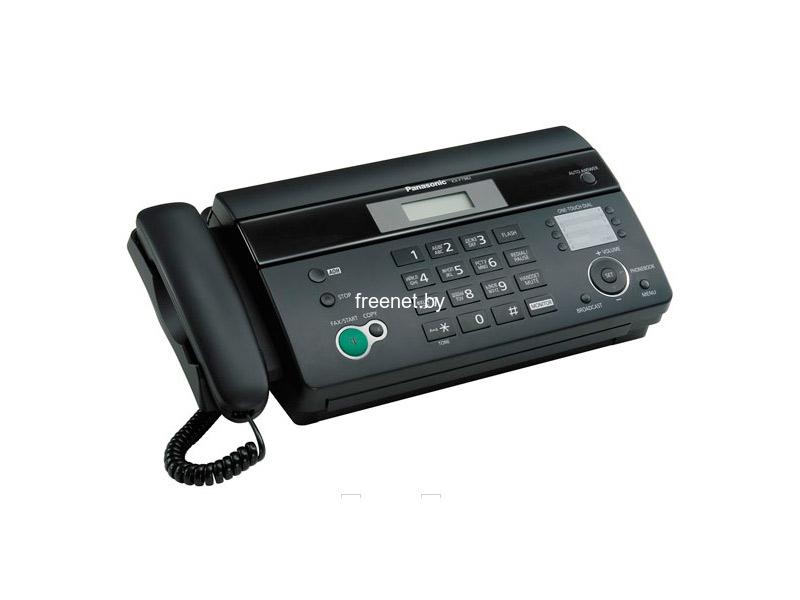 Panasonic KX-FT982RUB купить в Минске с доставкой — FREENET.BY