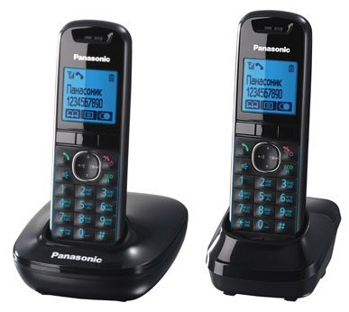 Радиотелефон Panasonic KX-TG5512RUB купить в Минске с доставкой — FREENET.BY