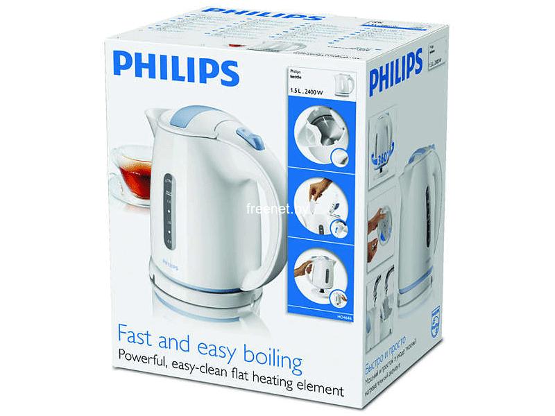 Фото Philips HD4646/70 купить в интернет магазине — FREENET.BY